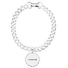 I DYSLEXIA LOVE Bracelet