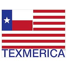Texmerica Poster