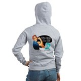 Scleroderma Zip Hoodies