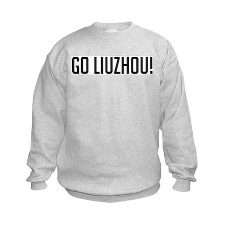 Go Liuzhou! Kids Sweatshirt