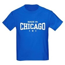 Made In Chicago T