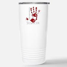 Dark Brotherhood Silencer Travel Mug
