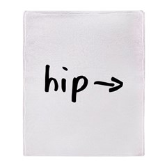 Hipster Throw Blanket