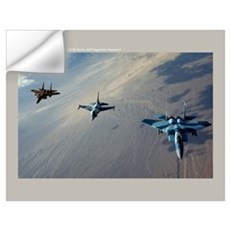 Aggressors Wall Decal
