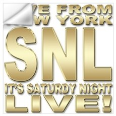 Saturday Night Live Wall Decal