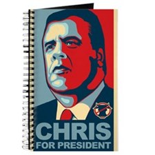 Christie For President Journal