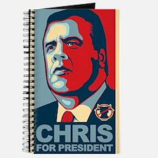 Christie For President Journal