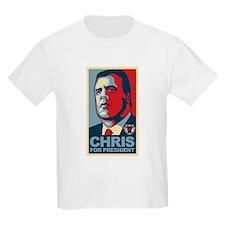 Christie For President T-Shirt