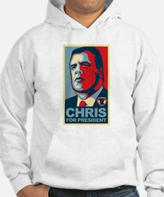 Christie For President Hoodie