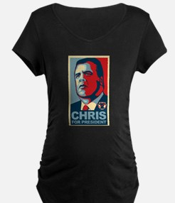 Christie For President T-Shirt