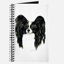 Papillon Pap Portrait Journal