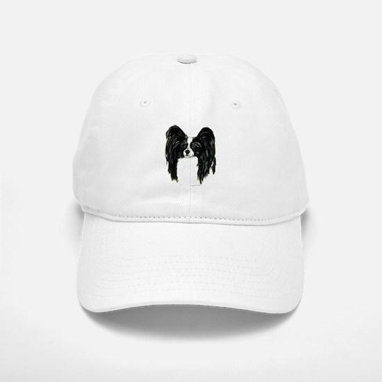 Papillon Pap Portrait Hat