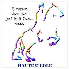 Haute E'Cole Poster