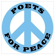 Poets For Peace Poster
