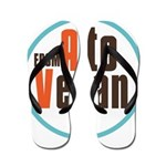 From A to Vegan Flip Flops