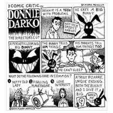 Donnie Darko Review Canvas Art