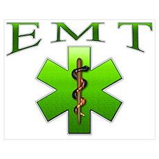 EMT(Green) Poster