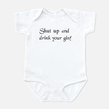 Gin Infant Creeper