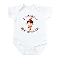 I Scream You Scream Infant Bodysuit