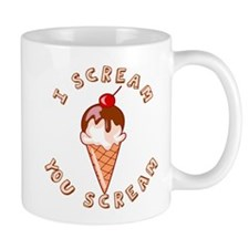 I Scream You Scream Mug