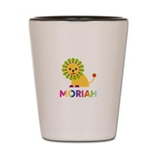 Moriah the Lion Shot Glass