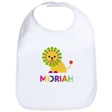 Moriah the Lion Bib