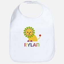Rylan the Lion Bib