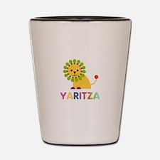 Yaritza the Lion Shot Glass