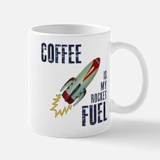 Coffee is my Rocket Fuel Mug