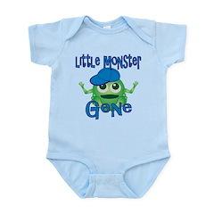Little Monster Gene Infant Bodysuit