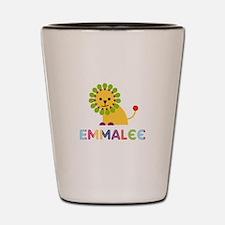 Emmalee the Lion Shot Glass