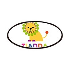 Tianna the Lion Patches