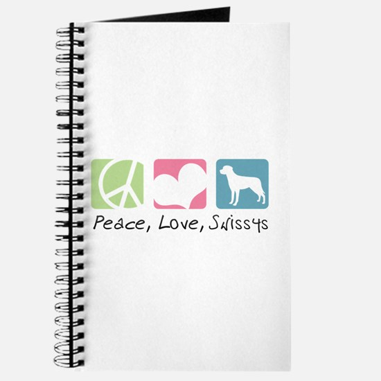 Peace, Love, Swissys Journal