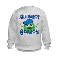Little Monster Gordon Sweatshirt