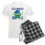 Little Monster Harold Men's Light Pajamas