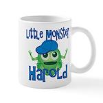 Little Monster Harold Mug