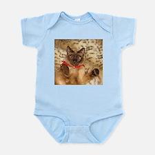 FPG Xmas Cat III Infant Bodysuit