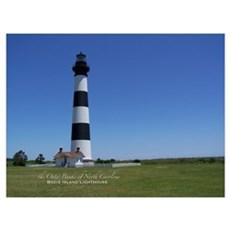 Bodie Island Lighthouse Canvas Art