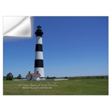 Bodie Island Lighthouse Wall Decal