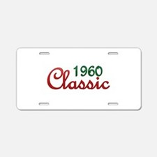 Wedding anniversary Aluminum License Plate