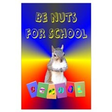 Nuts for School Poster