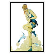 1920s Wall Art