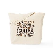 Sculler (Funny) Gift Tote Bag