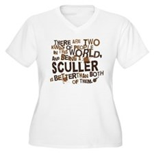 Sculler (Funny) Gift T-Shirt