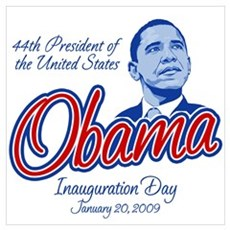 Obama Inaugural Poster