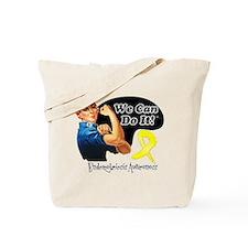 Endometriosis We Can Do It Tote Bag