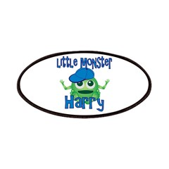 Little Monster Harry Patches
