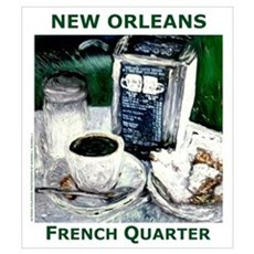 FRENCH QUARTER TREAT Canvas Art