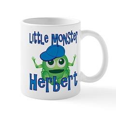 Little Monster Herbert Mug