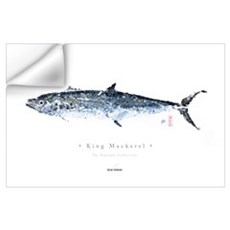 """King Mackerel"" Wall Decal"